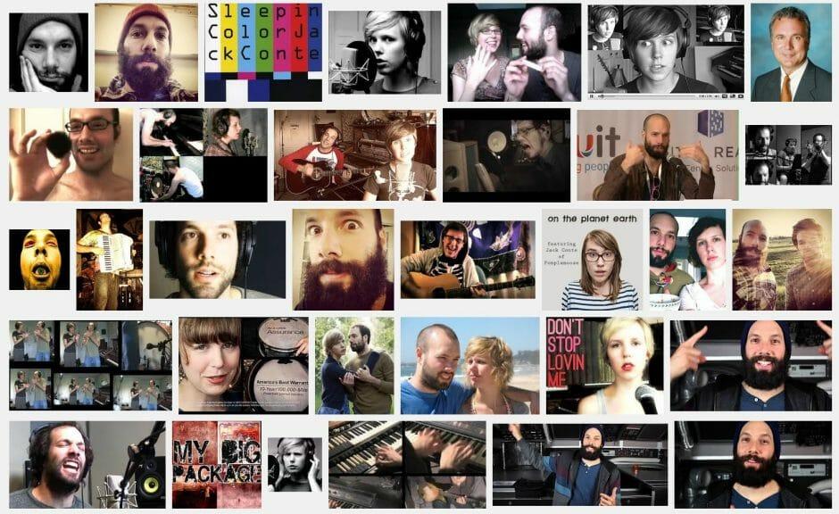 Google Bildersuche zu Jack Conte