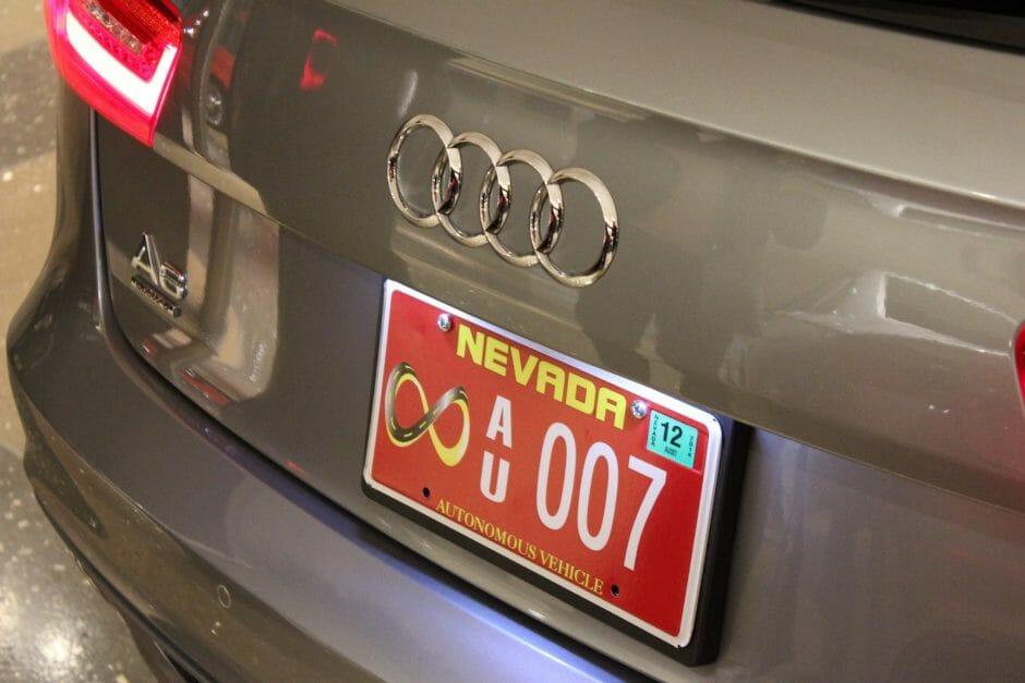 Audi-AutonomousVehicle