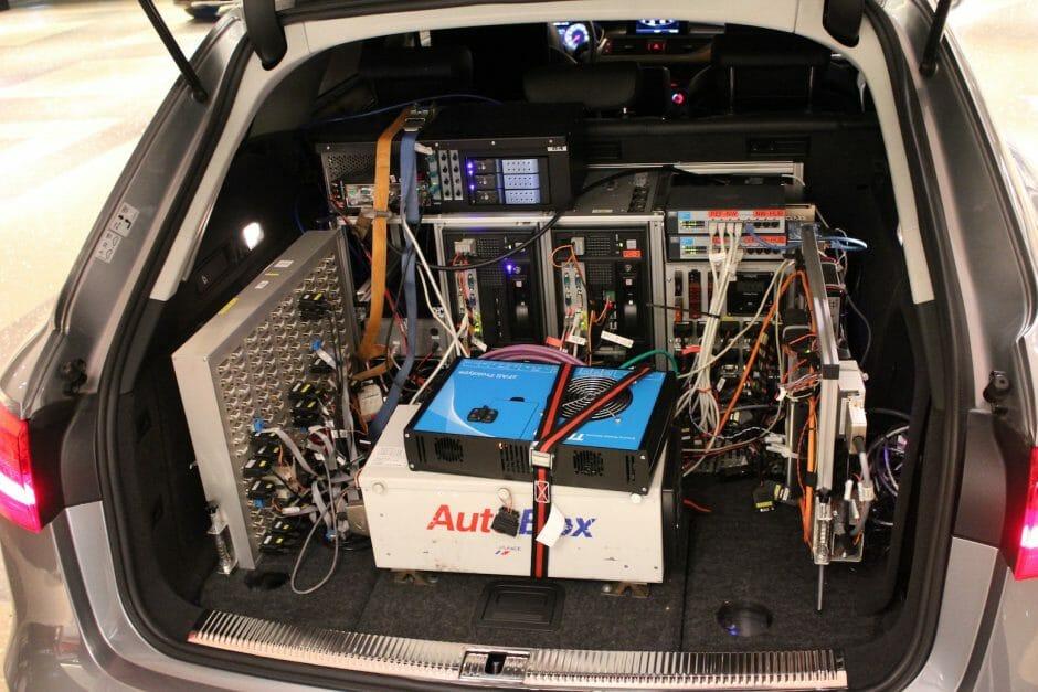 Audi-Pilotsystem