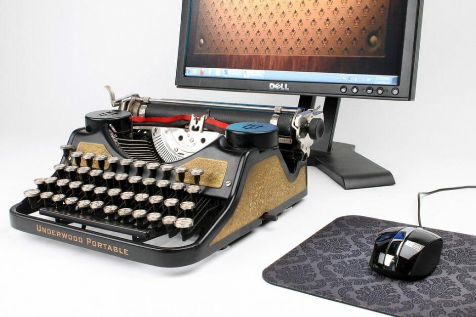USB-Schreibmaschine