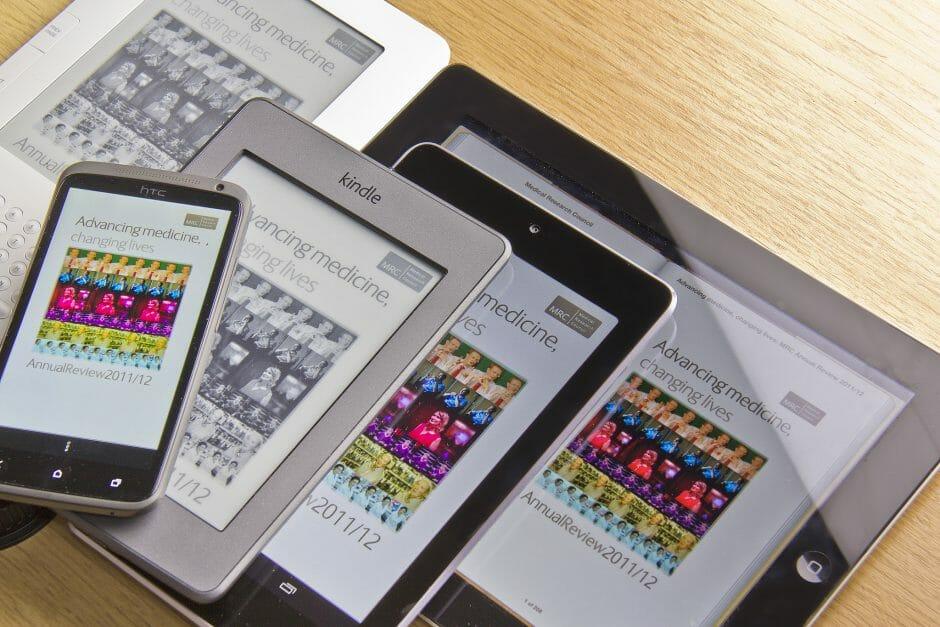 Symbolfoto Mobile Devices