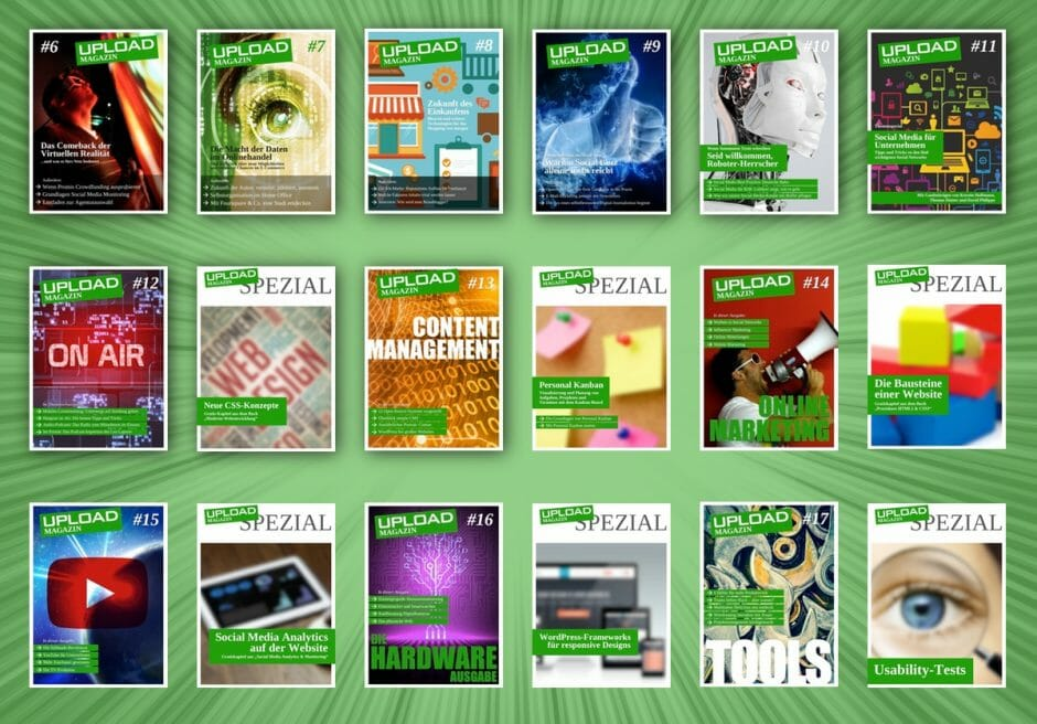 UPLOAD Magazin 2014