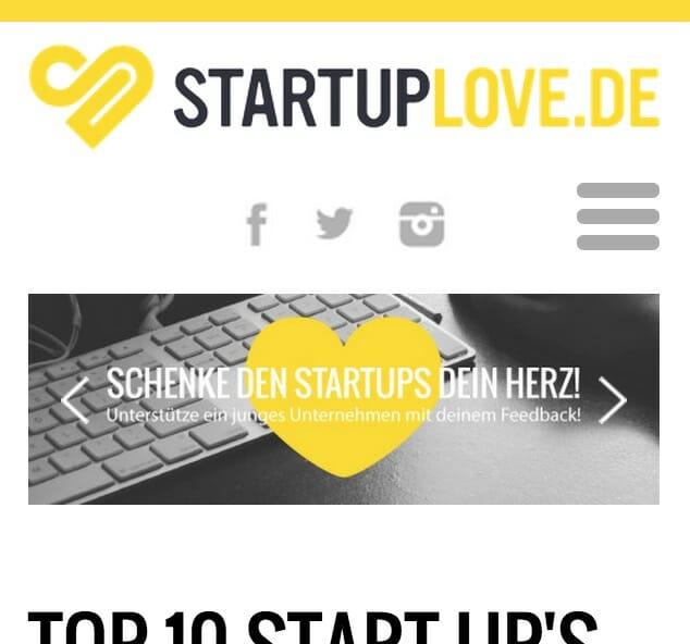 Startuplove