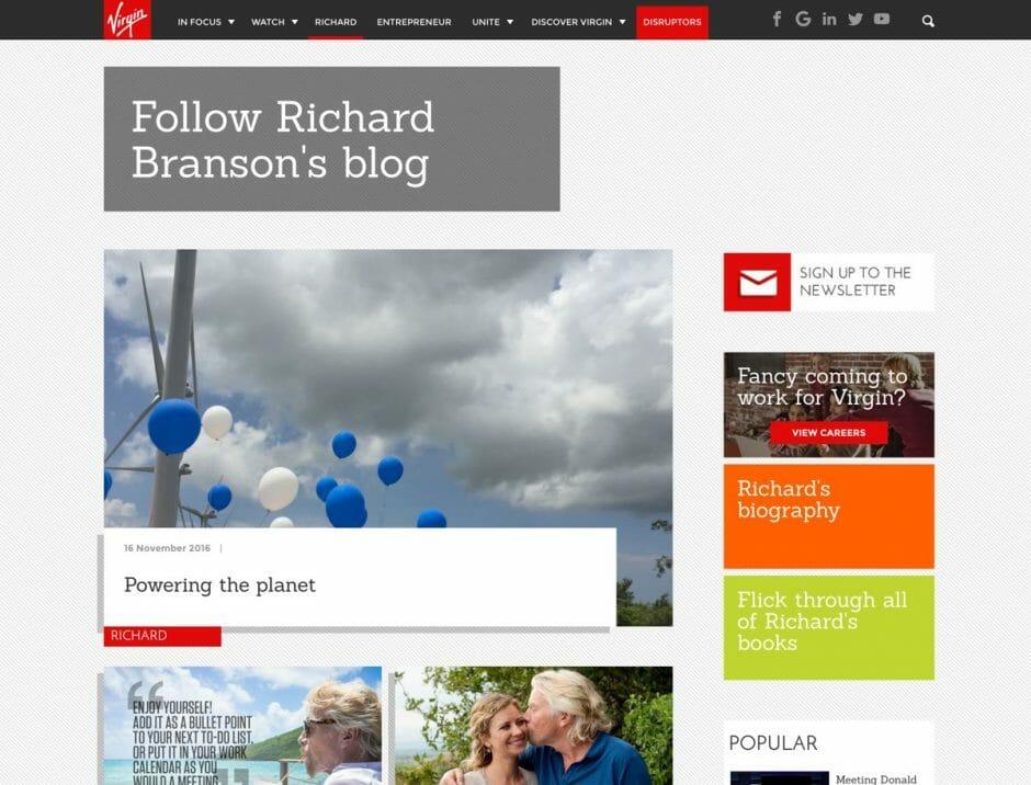Richard's Blog