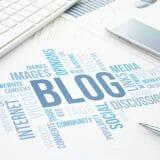 Symbolfoto Blogkonzept