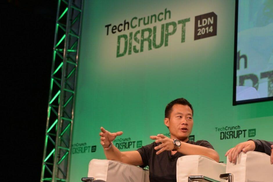 Justin Kan (Foto: TechCrunch, flickr.com. Lizenz: CC BY 2.0)