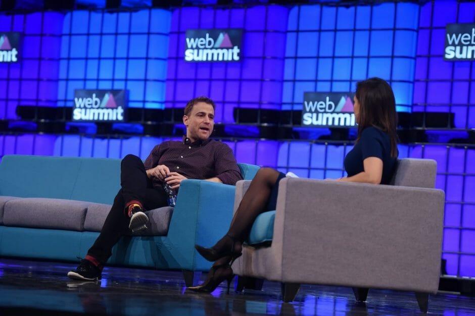 Stewart Butterfield (Foto: Web Summit, flickr.com. Lizenz: CC BY 2.0)