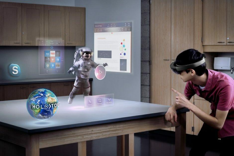 HoloLens Promofoto