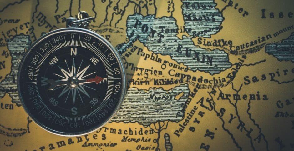 Symbolfoto Kompass