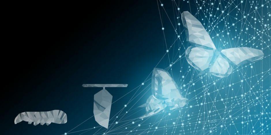 Symbol Digitale Transformation