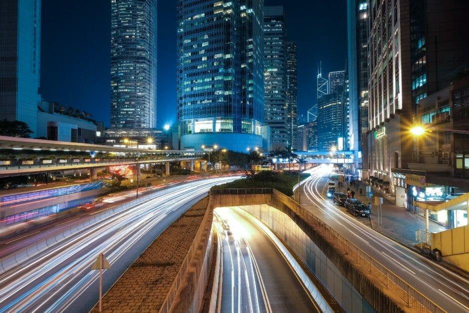 Symbolfoto Traffic