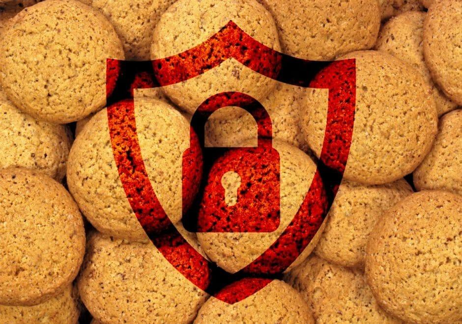 Symbol Cookies und Datenschutz
