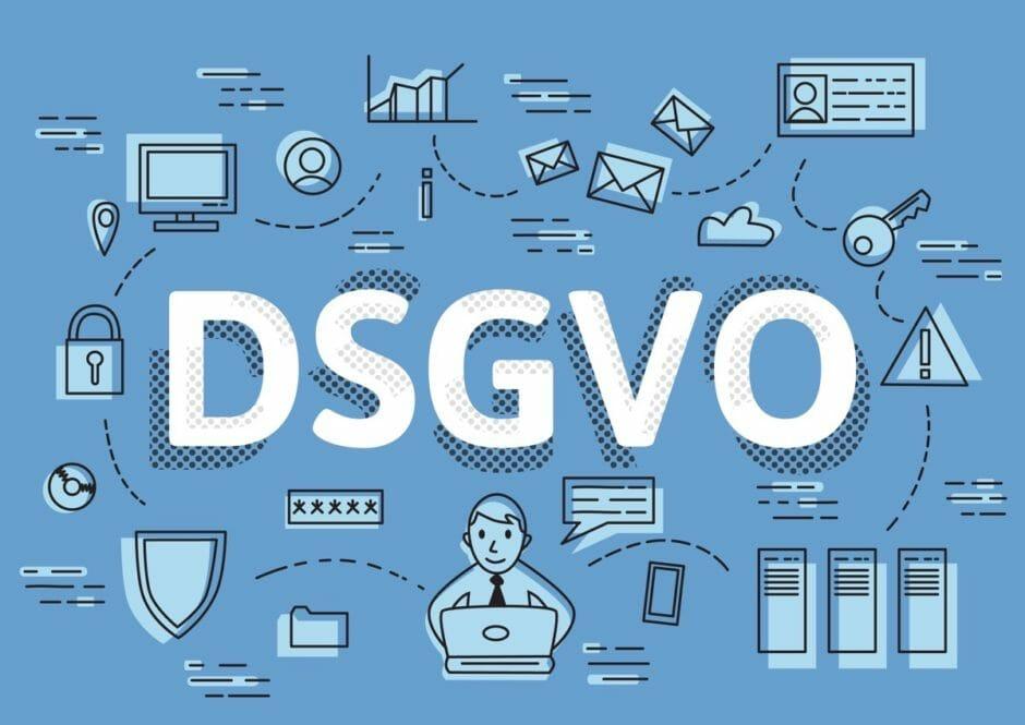 Symbol DSGVO-Leitfaden