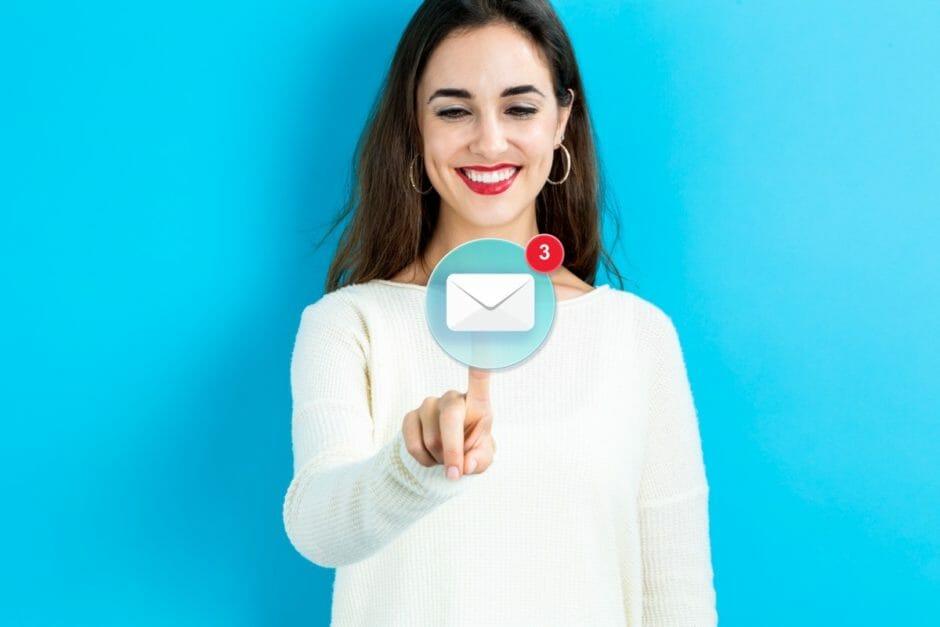 Symbolfoto E-Mails