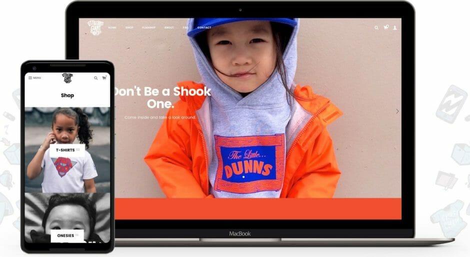 Beispiele für WooCommerce-Shops (Foto: WooCommerce)