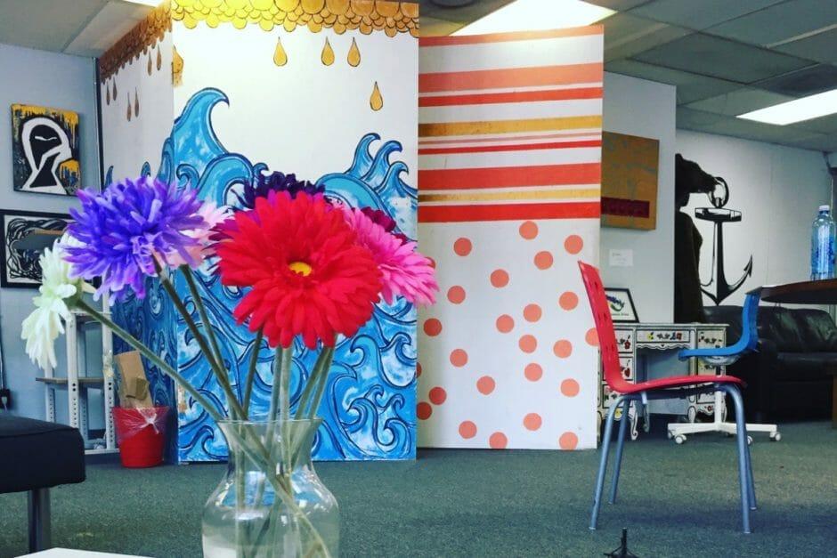 Einrichtung eines Coworking Spaces in San Francisco