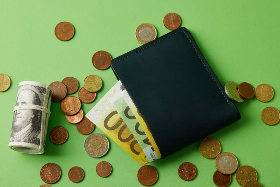 Symbol Geld Finanzierung